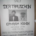 1991_Plakat_Der Trauschein