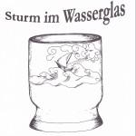 2000_Plakat_Sturm im Wasserglas