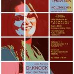 2013_Plakat_Dr Knock